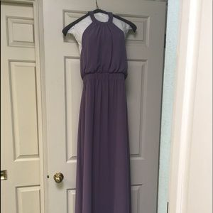 Fab heather halter S 4 perfect for Prom or B/maid!